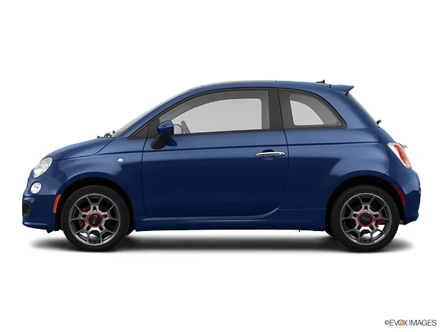 Photo Used 2012 FIAT 500 Sport Hatchback for Sale in Greenville, TX