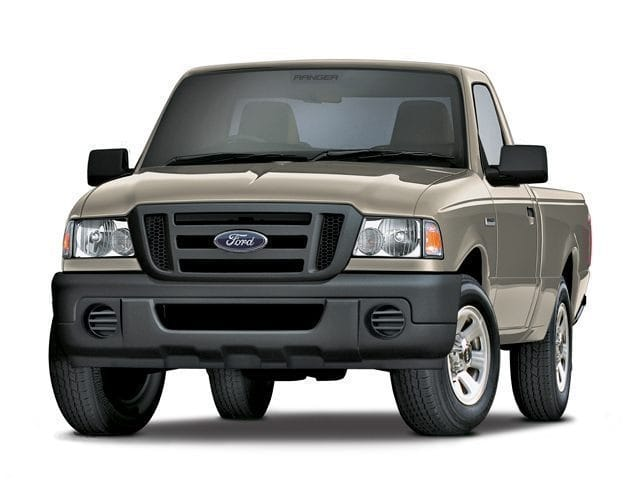 Photo Used 2011 Ford Ranger Truck Regular Cab for Sale in Greenville, TX