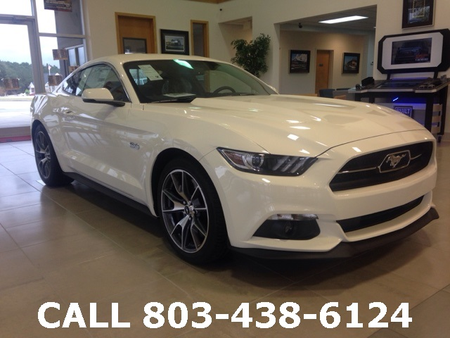 Photo Pre-Owned 2015 Ford Mustang GT 50 Years Limited Edition RWD 2D Coupe