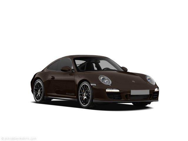 Photo 2012 Porsche 911 Carrera GTS Coupe
