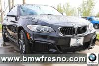 Certified Used 2014 BMW M235i 2dr Cpe M235i RWD Coupe in Fresno, CA