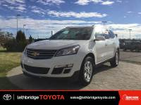 Certified 2014 Chevrolet Traverse TEXT 403.894.6148