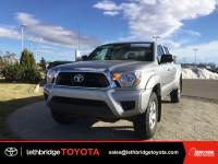 Certified 2015 Toyota Tacoma TEXT 403.894.6148