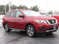 Certified Pre-Owned 2017 Nissan Pathfinder SL FWD Sport Utility