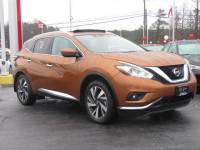 Certified Pre-Owned 2017 Nissan Murano Platinum FWD Sport Utility