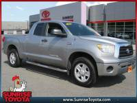 Used 2008 Toyota Tundra Base 5.7L V8 Truck Double Cab For Sale on Long Island, New York