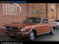 1966 Ford Mustang 2+2 Fastback Luxury