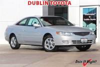 Used 2000 Toyota Camry Solara SLE Coupe in Dublin, CA
