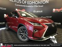 Pre-Owned 2017 Lexus RX 350 DEMO UNIT - F SPORT SERIES 2 All Wheel Drive 4 Door Sport Utility