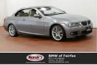 2012 BMW 335i Convertible in Fairfax