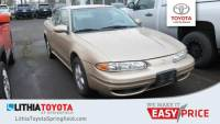Used 2001 Oldsmobile Alero Coupe in Springfield