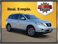 Certified 2014 Nissan Pathfinder SV SUV San Antonio, TX