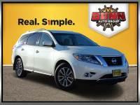 Certified 2015 Nissan Pathfinder SUV San Antonio, TX