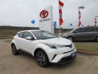 Used 2018 Toyota C-HR XLE SUV FWD For Sale in Houston
