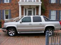 2004 Chevrolet Avalanche 1-OWNER REGENCY package, chrome wheels, wood trim NONE NICER MUST C!