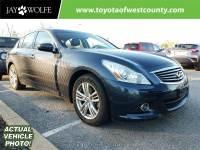 Pre-Owned 2012 INFINITI G37 4DR X AWD 4 Door Sedan AWD