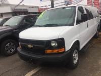 Used 2015 Chevrolet Express 3500 LS w/1LS Van Extended Passenger Van for Sale in Wantagh NY on Long Island | Nassau County | 7386