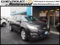 Certified Pre-Owned 2015 Chevrolet Traverse LTZ FWD LTZ 4dr SUV