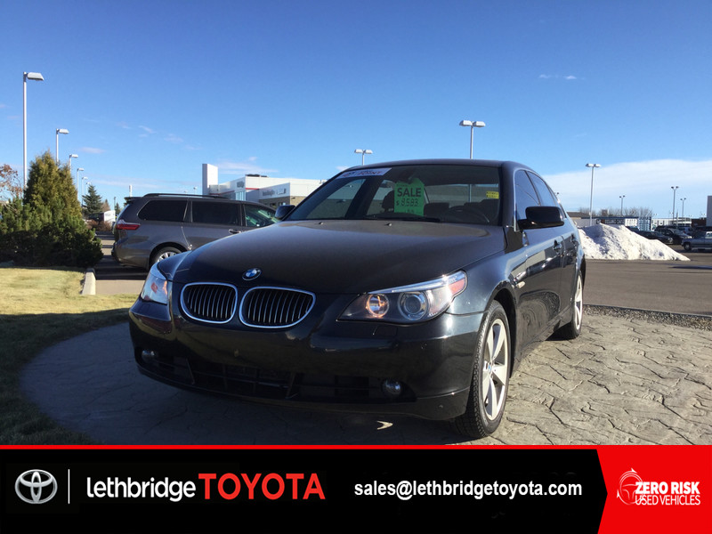 Photo Value Point 2007 BMW 5 Series TEXT 403.894.6148