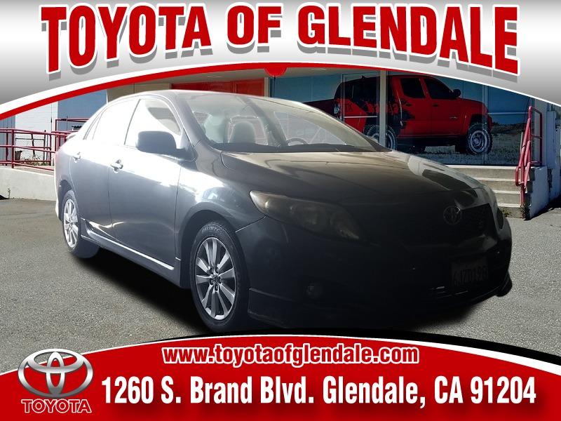Photo Used 2010 Toyota Corolla, Glendale, CA, , Toyota of Glendale Serving Los Angeles  1NXBU4EE6AZ221729