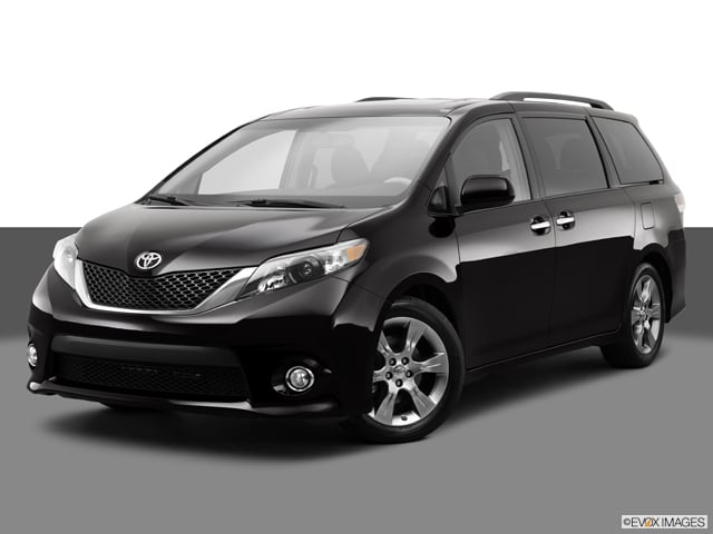Photo Certified Used 2014 Toyota Sienna LE Van For Sale on Long Island, New York