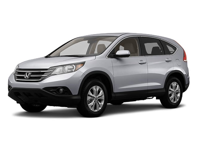 Photo Used 2014 Honda CR-V EX AWD SUV For Sale on Long Island, New York