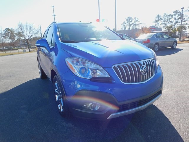 Photo Used 2014 Buick Encore Leather SUV  Greenville, NC