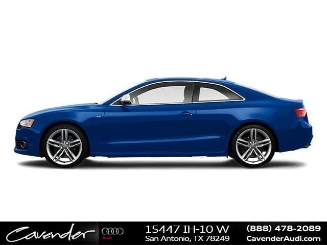 Photo 2008 Audi S5 Coupe  San Antonio, TX