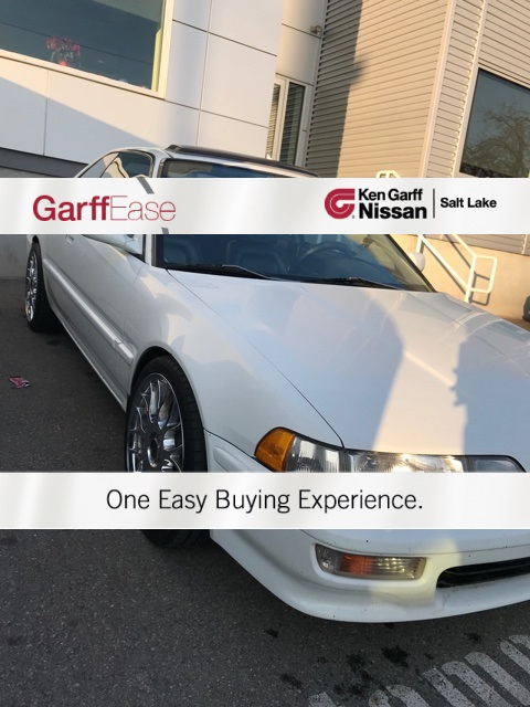 Photo Pre-Owned 1993 Acura Integra LS FWD 2D Hatchback