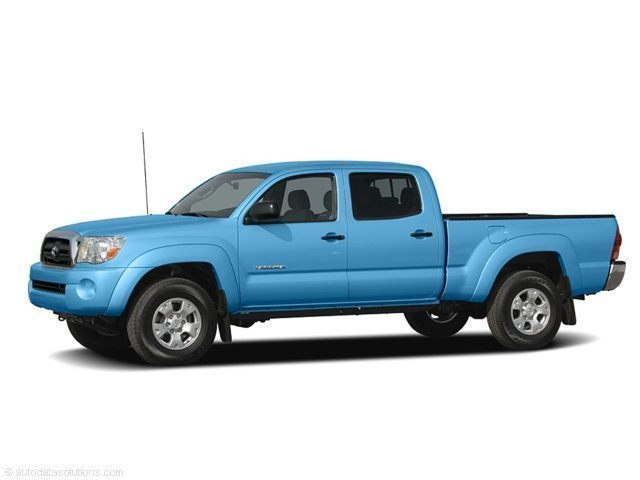 Photo Used 2006 Toyota Tacoma Base V6 Truck Double-Cab 4x4 in Chico, CA