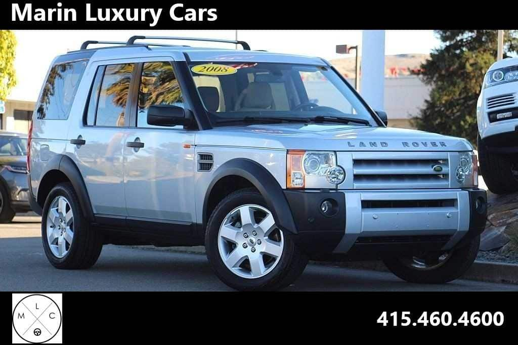 Photo Pre-Owned 2008 Land Rover LR3 V8 HSE SUV in Corte Madera, CA