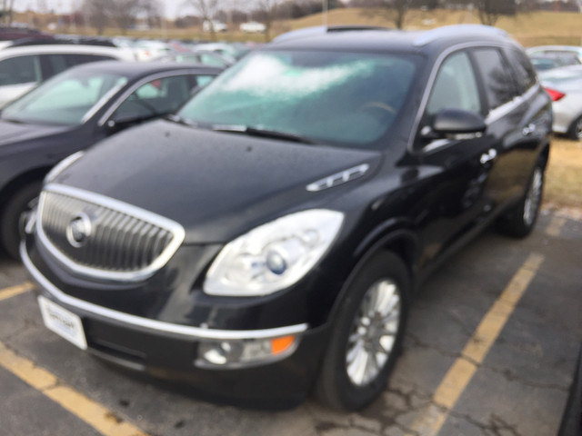 Photo 2011 Buick Enclave Wagon