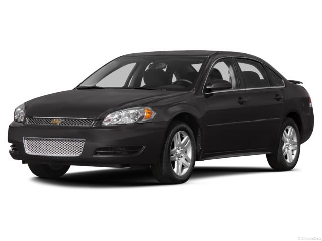 Photo Used 2014 Chevrolet Impala Limited LS Sedan in Houghton Lake, MI