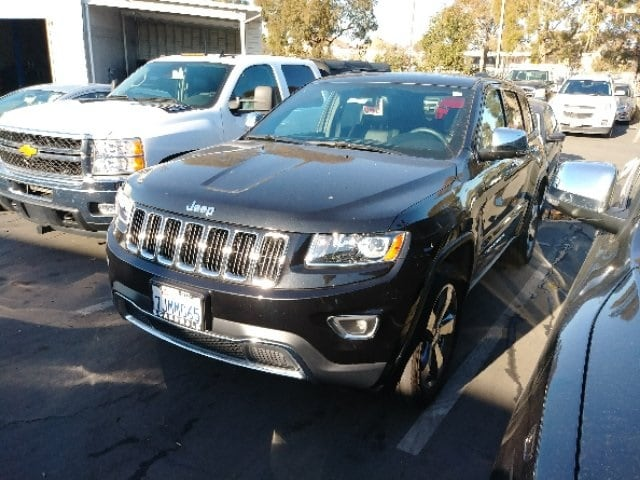 Photo Used 2015 Jeep Grand Cherokee For Sale  Redwood City CA