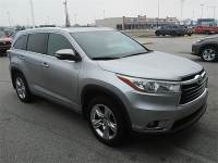 2014 Toyota Highlander Limited SUV All-wheel Drive