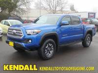 2016 Toyota Tacoma TRD Off Road V6 Truck Double Cab 4x4