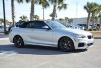 Certified Used 2016 BMW 2 Series M235i Convertible For Sale in Myrtle Beach, South Carolina