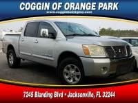 Pre-Owned 2007 Nissan Titan SE w/FFV Truck Crew Cab in Jacksonville FL