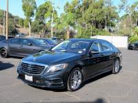 Pre-Owned 2014 Mercedes-Benz S-Class S 550 With Navigation