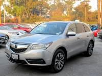 Pre-Owned 2015 Acura MDX Tech Pkg With Navigation