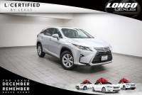 Pre-Owned 2016 Lexus RX 350 FWD 4dr Front Wheel Drive SUV