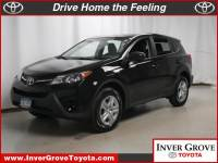 Used 2015 Toyota RAV4 AWD LE For Sale in MN