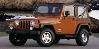 2004 Jeep Wrangler Sahara SUV For Sale in LaBelle, near Fort Myers