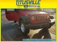 Used 2011 Jeep Wrangler Unlimited Sport SUV Near Orlando