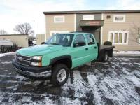 Used 2005 Chevrolet 2500 Flat Bed Truck