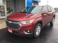 New 2018 Chevrolet Traverse AWD 1LT