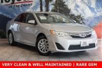 Pre-Owned 2012 Toyota Camry LE FWD 4D Sedan