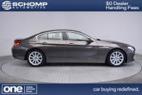 Pre-Owned 2013 BMW 6 Series 640i With Navigation