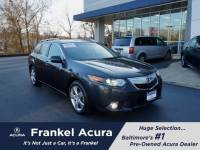 2012 Acura TSX Sport Wagon Navigation, Certified to 100k Miles