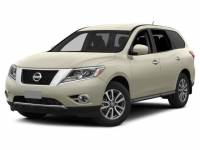 Certified Pre-Owned 2015 Nissan Pathfinder SL SUV For Sale Austin, Texas